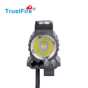 TrustFire D017 Rechargeable Led USB Bike Light 600 Lumens Tactical USB Bike Light