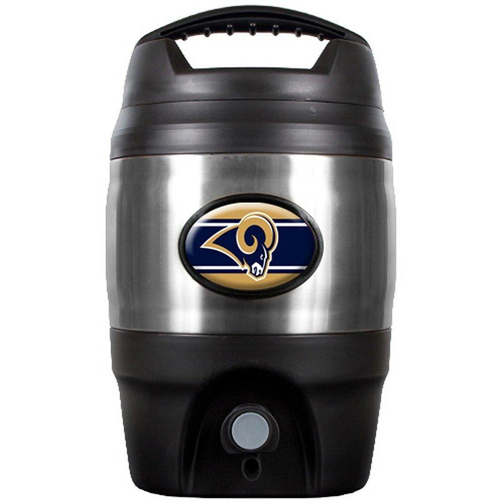 NFL St. Louis Rams Tailgate Keg, 1-Gallon