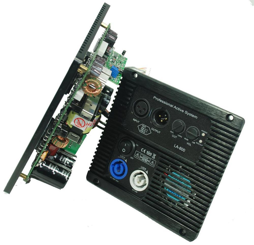 La-1ad Spe Audio 2 Way 300w Mini Active Line Array