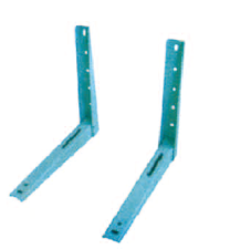 Standard steel brackets for A/C Outdoor units