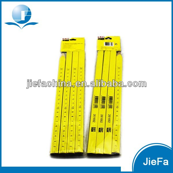 Customed Carpenter Pencil With Logo With EN71,ASTM,FSC Certificates