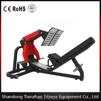 TZ6066 45 Degree Leg Press Free weight machine