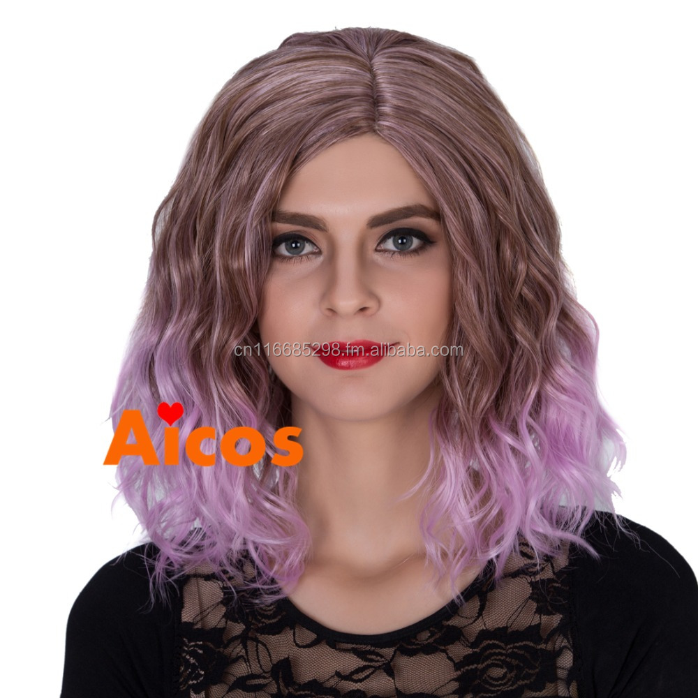 Coiffure waves cheveux courts