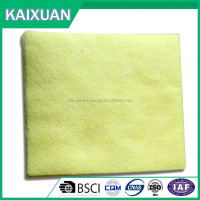 China factory microfiber nonwoven wipes car cleaning duster