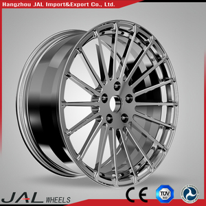 Factor Price 2015 Alibaba China supplier Pink Car Rims