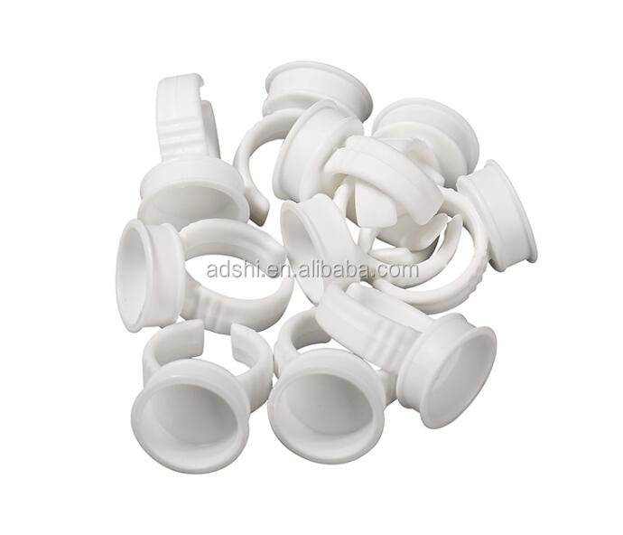 Tattoo Supplies Permanent Makeup Plastic Ring/Ink Tattoo Cups Wholesale