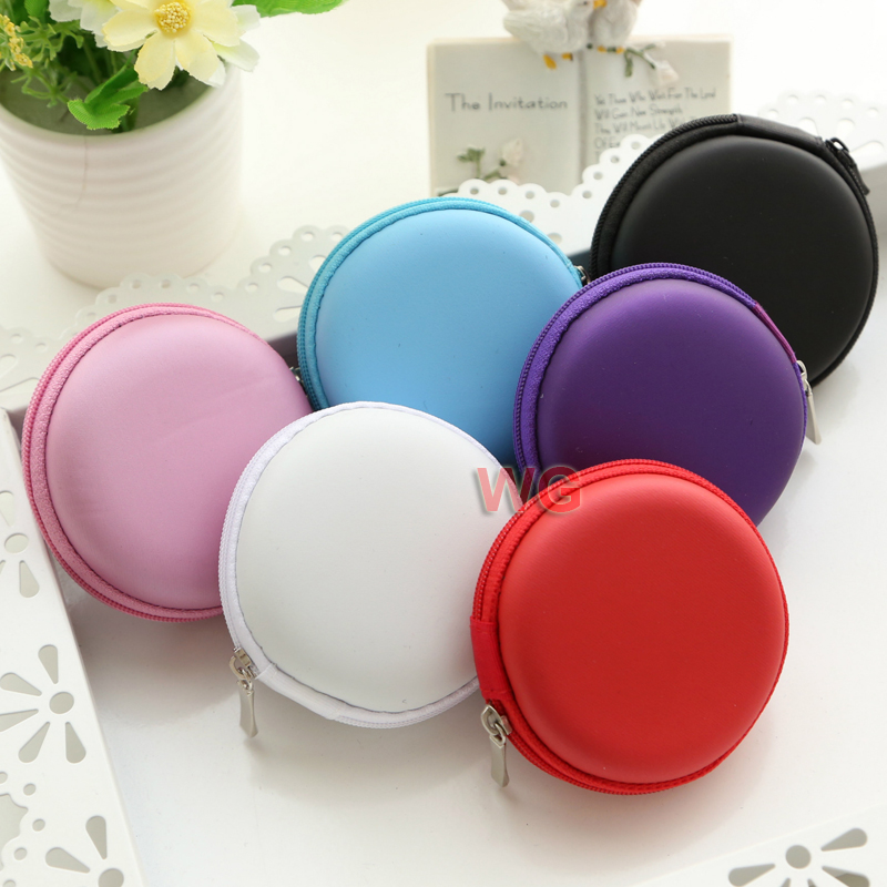 Hot Selling Low Price Small Earphone Case Hard EVA