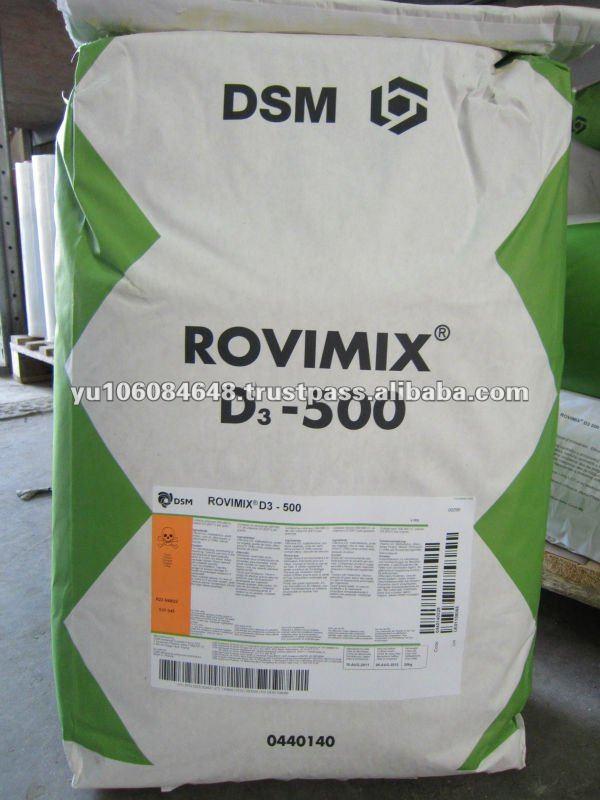 مصادر شركات تصنيع تغذية الصف فيتامين D3 500 وتغذية الصف فيتامين D3