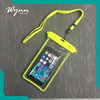 Wholesale promotional cell phone pvc waterproof phone bag