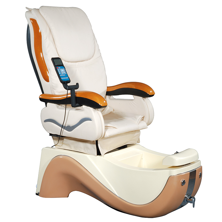 Wholesale PU Artificial Leather Foot Massage SPA Pedicure Chair