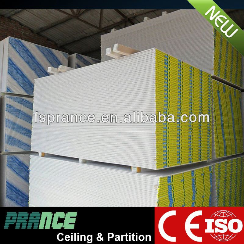 Vivid New design gypsum board manufacturing plant