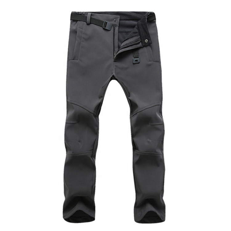 Impermeabile In Nylon Antivento Pantaloni (RM1109)
