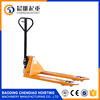 high quality hand pallet truck trolley warehouse hydraulic table lifter