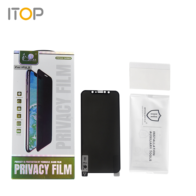 Self Repair TPU Soft Front Back Film S10 / S10e / S10 Plus / S10 5G Screen Protector for Samsung Galaxy S10 Series