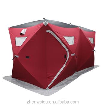 V1525 Condor Ice Shelter/ Ice Fishing Shelters/ice Fishing Tent - Buy Ice  Fishing Shelters,Ice Fishing Tent,Ice Shelter Product on Alibaba com