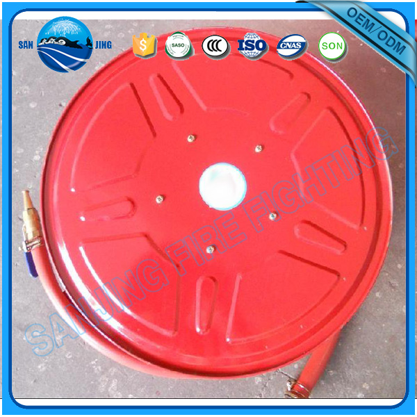Low price high-class fire hose reel price for fire protection