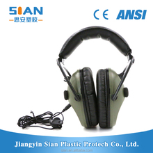 Shooting Headband Electronic Earmuffs Hearing Protection
