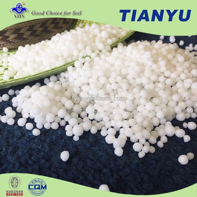 Widely Used Fertilizer UREA 46 Percent Nitrogen