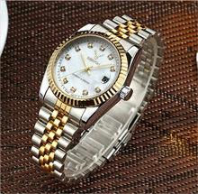 Новые роскошные Rolexable часы Роскошные Известный Бренд Дата часы женские спортивные из нержавеющей стали ручные часы Reloj mujer(Китай)