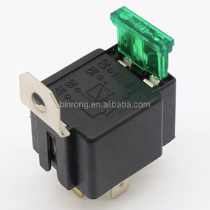 Fused Relay 12V 30A Auto Car relay 4pin