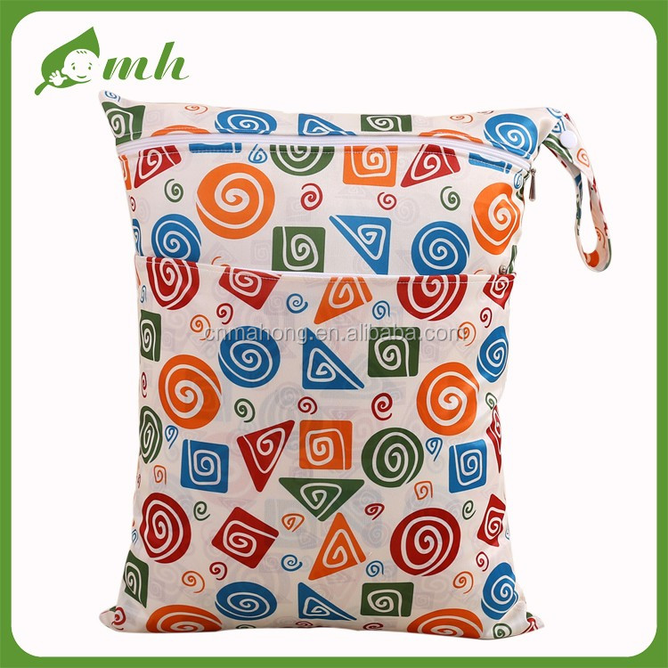 2019 mh New retail and wholesale zhejiang tpu baby customize wet bag