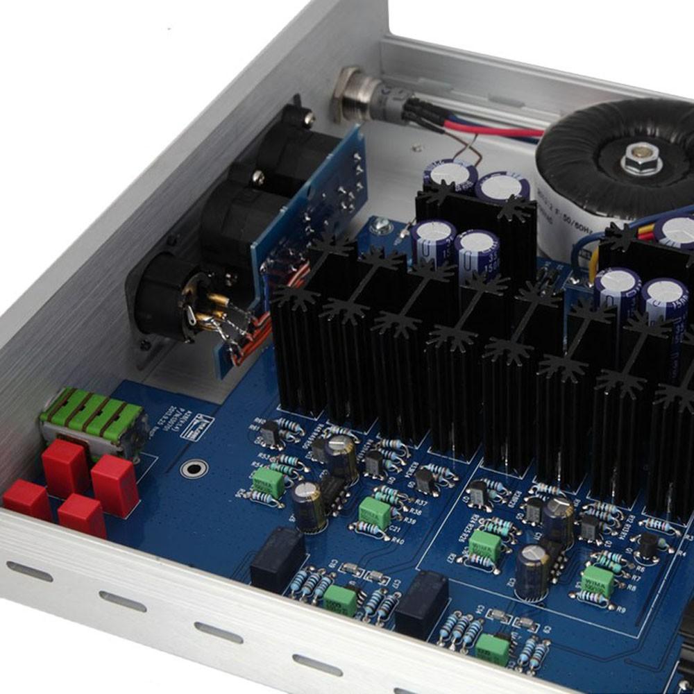 Yulong A28 Silver Fully Balanced Class A Headphone Amplifier