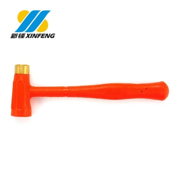 Rubber Sledge Hammer with Metal