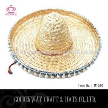 Sombrero Messicano Per La Vendita - Buy Sombrero Messicano 40a072041ab5