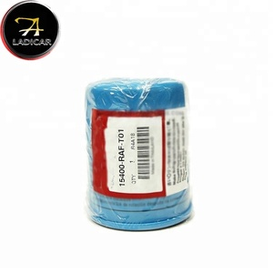 auto car oil filter oil filtro15400-RAF-T01,15400-PR3-305,15400-PR3-315