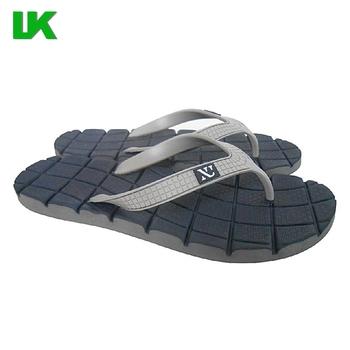 c55b2e603a8 Men Moulded Eva Rubber Ousole Flip Flop Slippers Wholesale - Buy ...