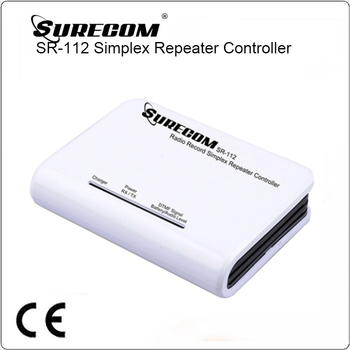 SURECOM SR-112 simplex repeater Controller for two way radio