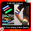 Mobile Phone LED Armband Cellphone for Outdoors Running Armband Night Events