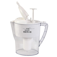 3.5L plastic water pitcher, Alkaline water filter pitcher Factory Supply