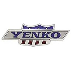 Eckler's Premier Quality Products 33178892 Camaro Fender & Taillight Panel Emblem Yenko Badge