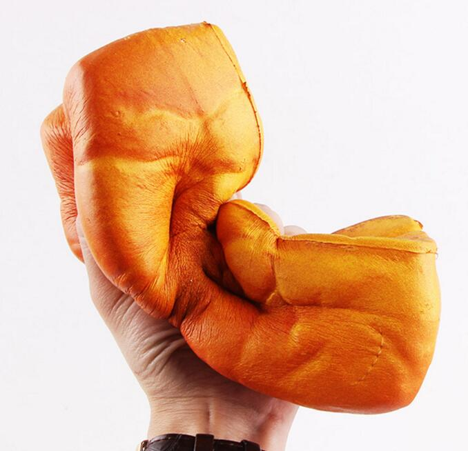 Super Slow Rising Loaf Bread Big Size Squishy Rubber Toys For Time Kill