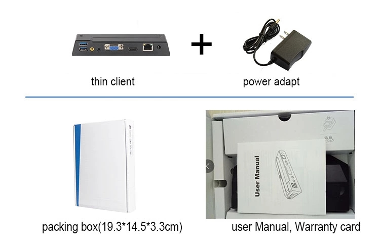 新発売 2019 手頃な価格の強力なポータブル RDP7.1 ps2 3 * usb 管理ソフトウェア基本バージョンアーム X2 シンクライアント pc ステーション