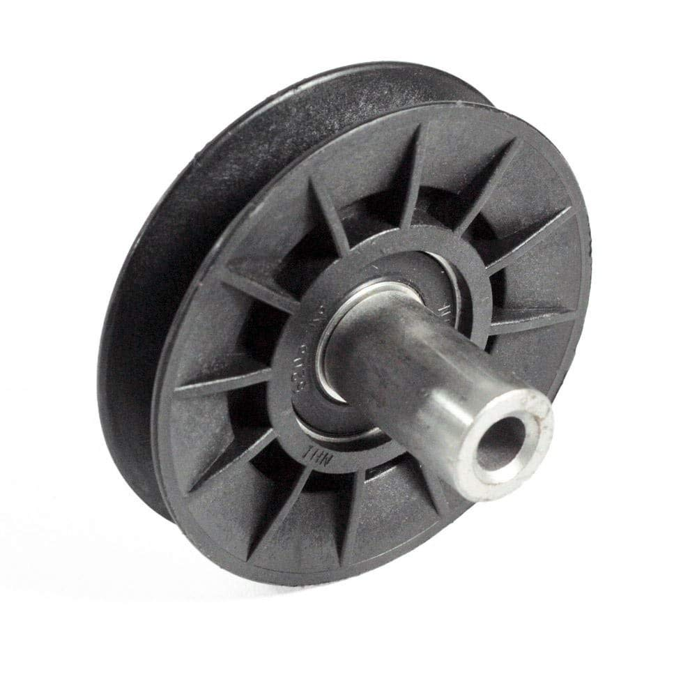 Craftsman 407287 Lawn Tractor Ground Drive Idler Pulley Genuine Original Equipment Manufacturer (OEM) part for Craftsman, Ariens, Poulan