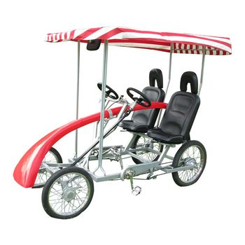 4 r dern stahlrahmen 2 person und 4 personen pedal. Black Bedroom Furniture Sets. Home Design Ideas