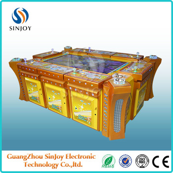 Factory direct supply indoor arcade shooting fish game for Fish table gambling