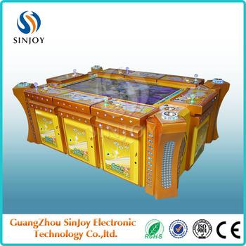 Factory direct supply indoor arcade shooting fish game for Arcade fish shooting games