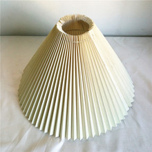 Plastic folding lamp shades LED recessed ceiling light, study room lighting accessories