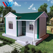 Steel Material small prefabricated home Office,Shop,Villa,House Use and