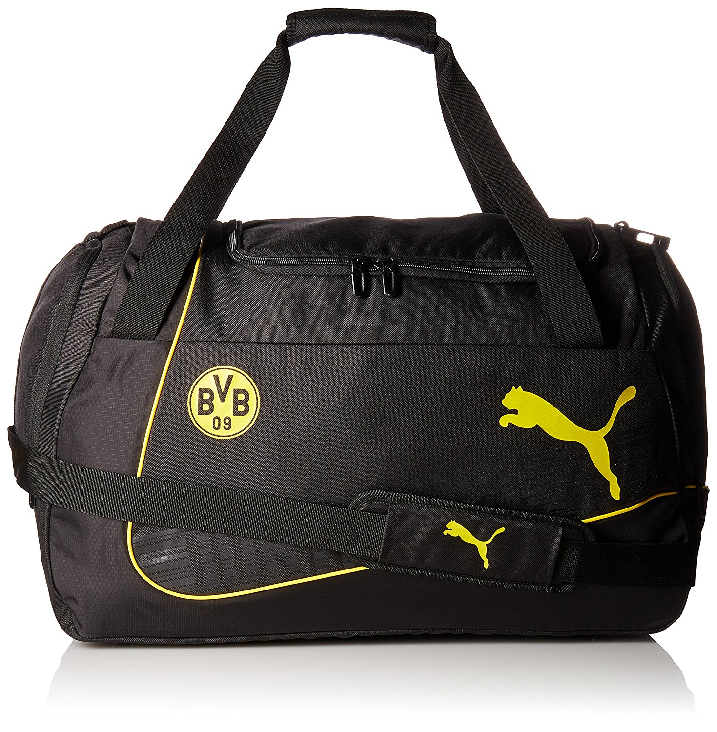 97852003f863 Get Quotations · Puma Sports Bag Medium Bag Borussia Dortmund BVB Bag 2016  073914 01