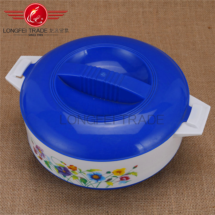 Disposable Food Warmers ~ Portable pcs plastic food warmer container hot pot lunch