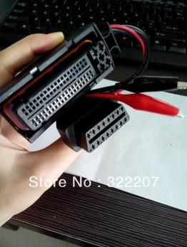 81 контакт. 81pin obd2 авто соединительный кабель FDC F + DC