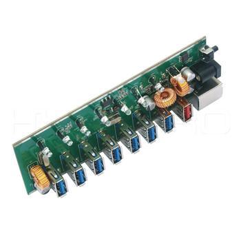 Fast Printing Electronics Multi Port Usb 3 1 Hub Eagle Machine Circuit  Board Pcb Assembly - Buy Machine Circuit Board Pcb Assembly,Electronics  Multi