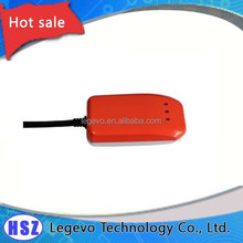 High quality quad band GSM GPRS network and GSM satellite car gps tracker