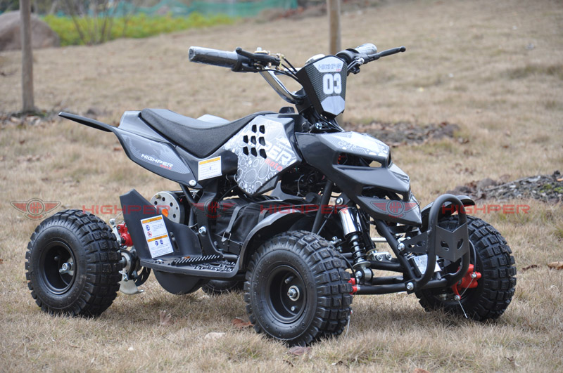 Electric mini quad bike (ATV-10E)
