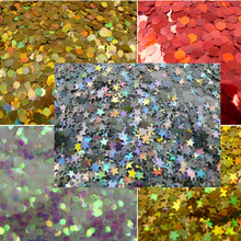 Wholesale Fashion PET Glitter For Garment Accessories
