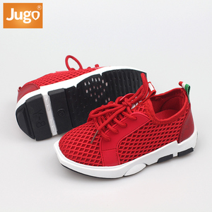 China Factory Mesh Breathable Baby Kids Sports Shoes Running For Boys
